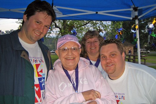 Polk County Relay For Life 2007