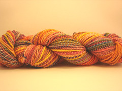 Sunset skein