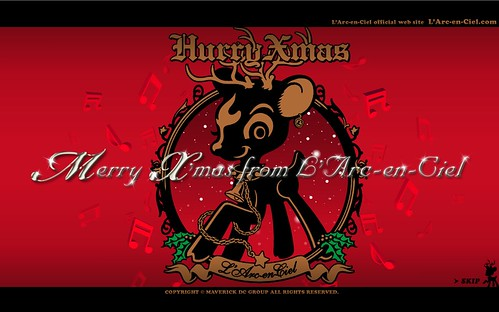 HurryXmas-red
