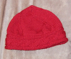 Irish Hiking Hat - Worsted