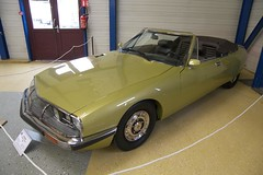 Citron SM 1974 convertible (Golfhunter) Tags: france car sm convertible citron oldtimer