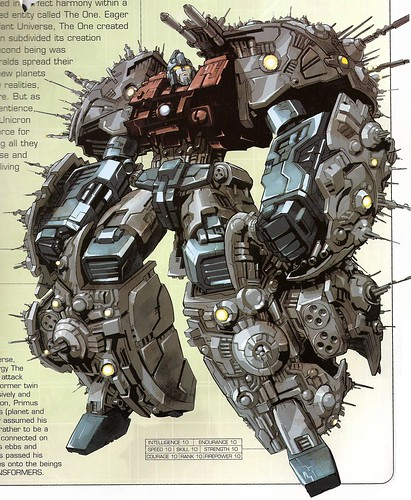 Transformers 3: Primus