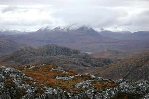 Torridon Peaks
