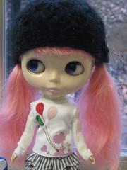 Her new shirt showed :D Soo Cute (Lawdeda ♡) Tags: blythe ae