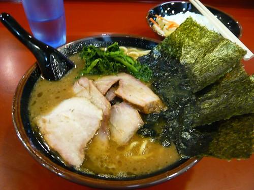 Tonkotsu Noodle, Yoshimura-ya, Yokohama