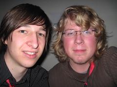 Luca und Dominik