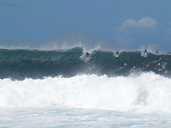 Banzai Pipeline, February 7, 2008, 43 of 72 (DarbyWorks) Tags: pipeline banzaipipeline ehukaibeach pipelinewaves pipelinesurfing