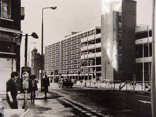 Paradise Street. (Photo from LRO). Late 1960s - early 1970s.