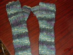 rose mitts artyarns