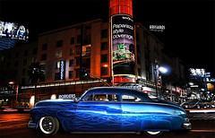 blue rider (Kris Kros) Tags: auto california ca blue boy hot classic car night vintage photography evening la losangeles big high nikon automobile shot dynamic antique style socal coche hollywood kris hotrod rod paparazzi heroes coverage d200 sprint rider range hdr bigboy borders kkg 2xp photomatix bluerider kros kriskros kk2k kkgallery
