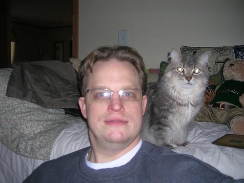 me & the barron