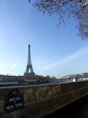 New York in Paris (cheesemonster) Tags: paris france lady de la frankreich iron ledefrance landmark frankrijk newyorkavenue dame francia rp fer    rgionparisienne parisregion theironlady avenuedenewyork ladamedefer  afeatofengineering lpavenue