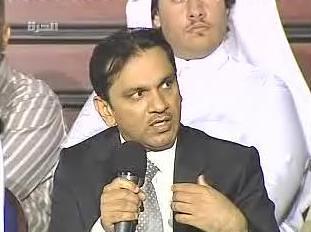 عبدالعزيز الأحمد ومشاركة موفقة للشباب القطري