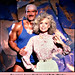 Jesse Ventura & Betty Weider