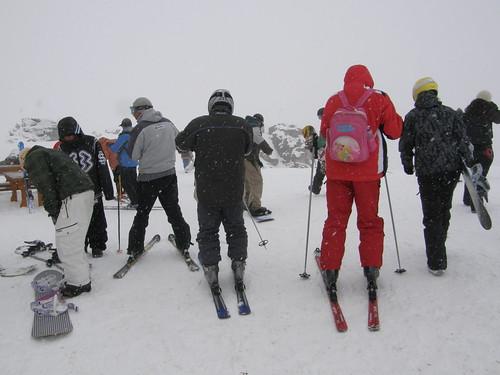 Ready to Ski...