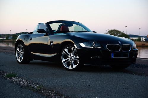 BMW Z4 2.5 Cab,car, sport car