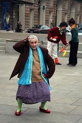 Na rua (planetdervisionen) Tags: torino piazzacastello
