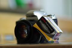 モノクロ2本目 / Kodak BW400CN