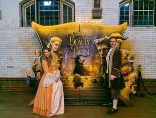 CasaLoma-DisneyBeautyAndTheBeast-BestofToronto-2017-055