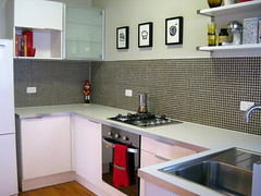 kitchen (fede shop) Tags: ikea home cooking kitchen design interior townhouse after renovation decorate interiordesign renovate redesign glassmosaic