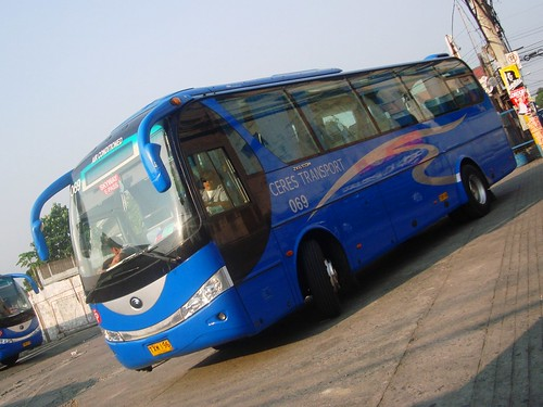 Ceres Transport - Yutong ZK6100H - 069