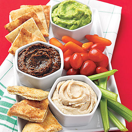 5767342701 7c0fc65c2d Classic dips for your BBQ   Guacamole, Hummus and Black Bean Dip