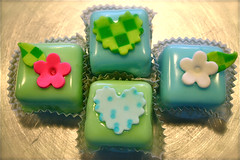 Summer Petit Fours 2011