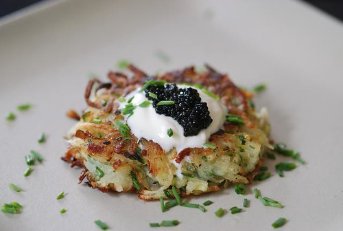 What is a latke?