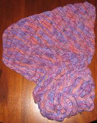 Clapotis in a pile (AmyK!) Tags: knitting knitty clapotis ravelry