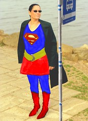 superkim (manyone1) Tags: busstop trinity supergirl fixmypic