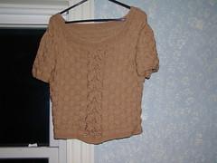 Garnet sweater