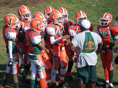 Hurricanes Youth Football Team