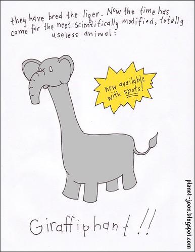 giraffiphant