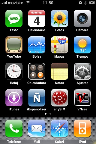 iPhone Espanol