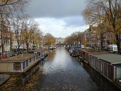 Casas-barco em Amsterdam