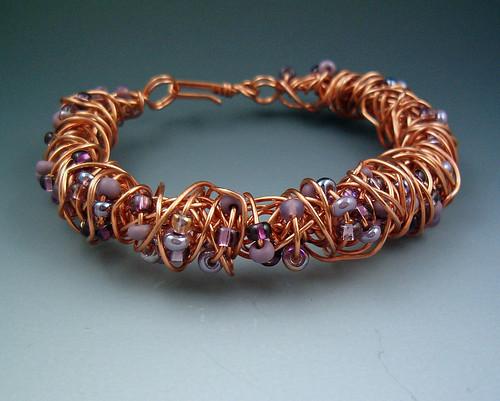 Twisted Wire Bracelets so
