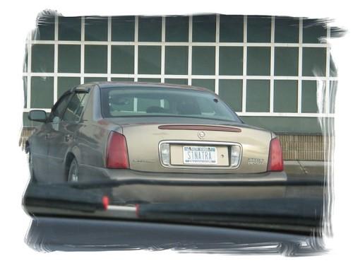 Sinatra's Cadillac Deville