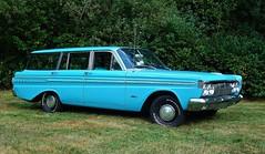1964 Mercury Comet 404 station wagon (Custom_Cab) Tags: car station wagon dad mercury 404 darrell comet 1964 stationwagon