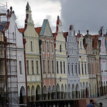 Telc: Old Houses in the Square