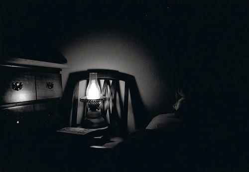 Dark Bedroom At Night midwestern days • dark bedroom