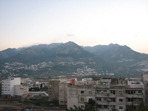 Tetouan Mountains par josiehen