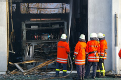 Busdepot-Feuer Heidelberg 16.12.07