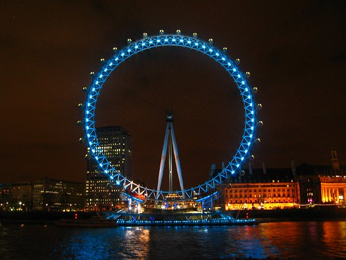London - The London Eye 5