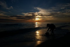 play ocean