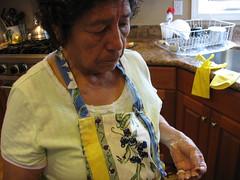 Masa (originalrocker) Tags: christmas make familia recipe navidad maria ruben tamales to how guzman receta tamal