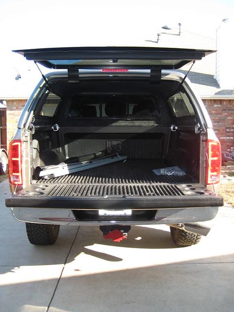 bed backyard shell driveway cap dodge ram camper topper zseries megacab are