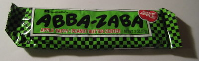 Abba Zaba Sour Apple