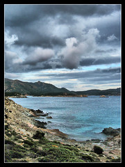 Capo Malfatano (Amuttadori) Tags: photoshop hdr maredinverno capomalfatano sardinnia