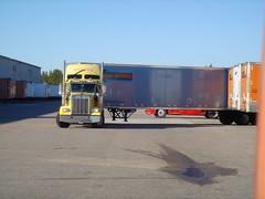 Can't get it in! (DieselDucy) Tags: truck sony south cybershot clark carolina kimberly dsct1 werner graniteville