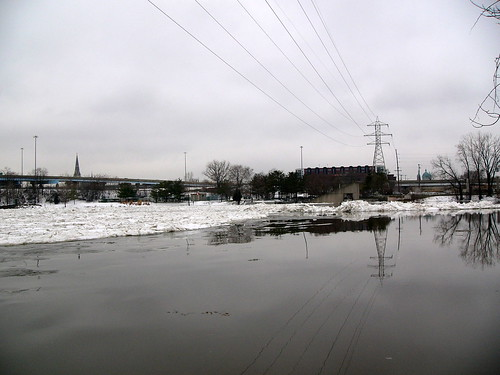 Grand River, February 5 2008 by John Winkelman, on Flickr